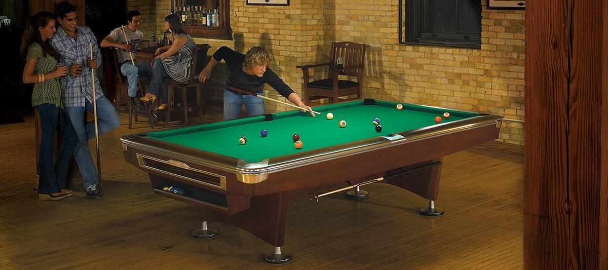 Brunswick Gold Crown V Slot Machine Store - Brunswick gold crown pool table